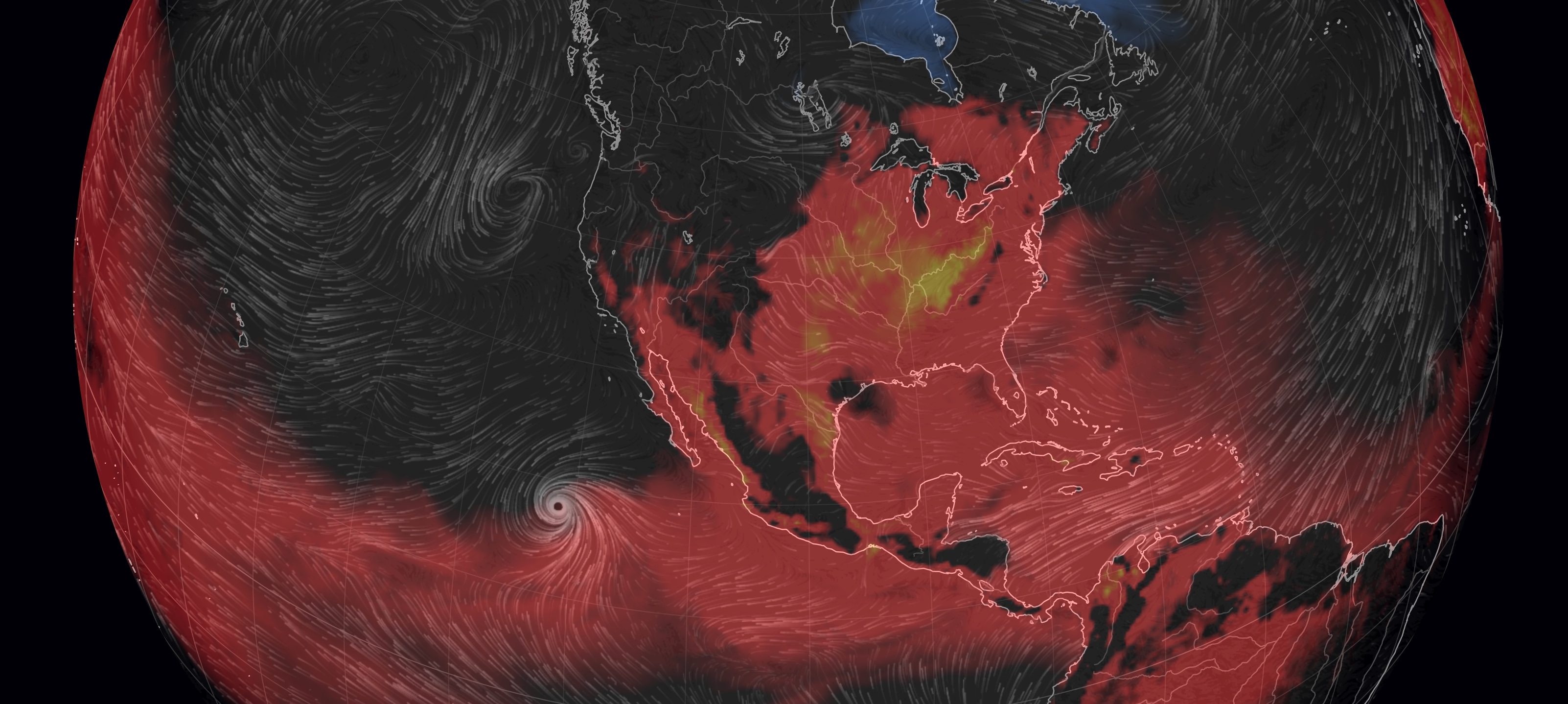 This week's record-breaking heat has human fingerprints all over it