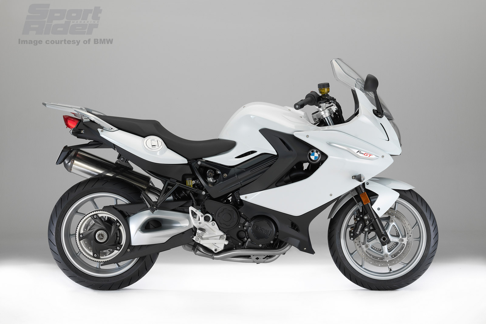 BMW F 3 R and F 3 GT Updated For 3  Cycle World
