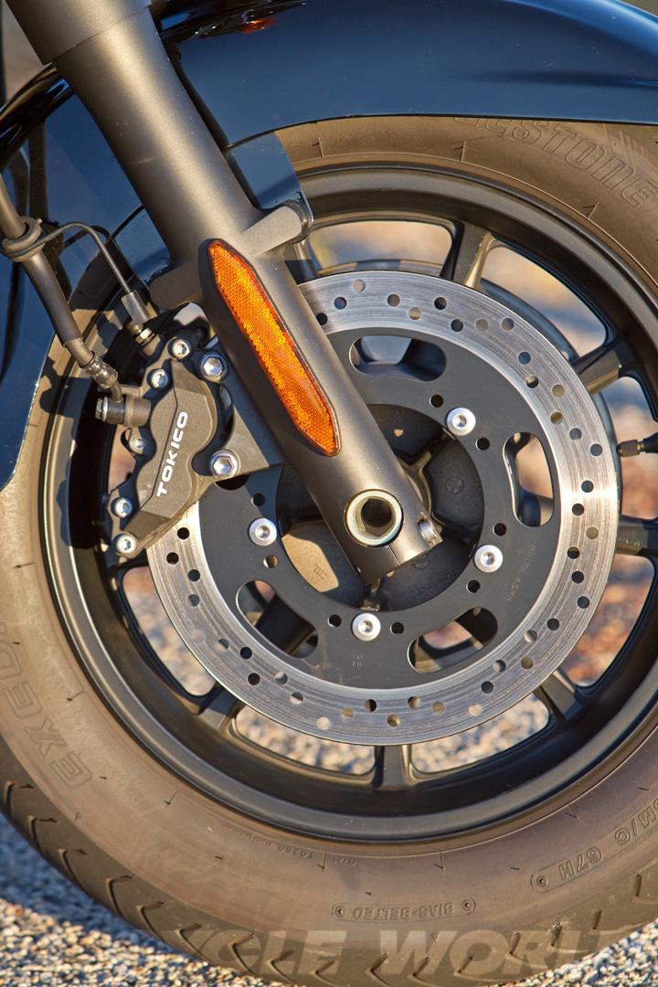 Harley-Davidson Road Glide vs  Kawasaki Vaquero- Comparison
