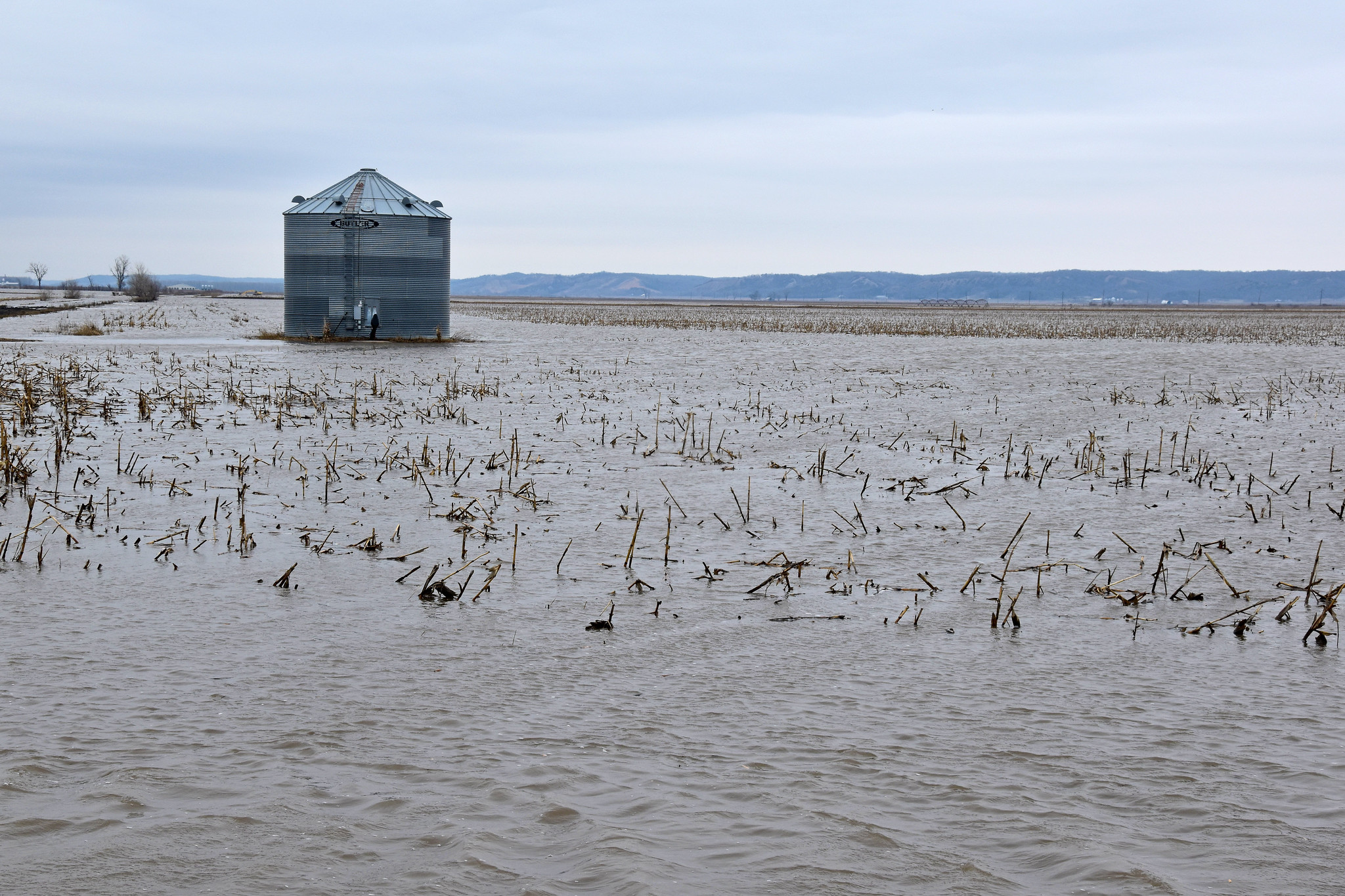 Last year's historic floods ruined 20 million acres of farmland