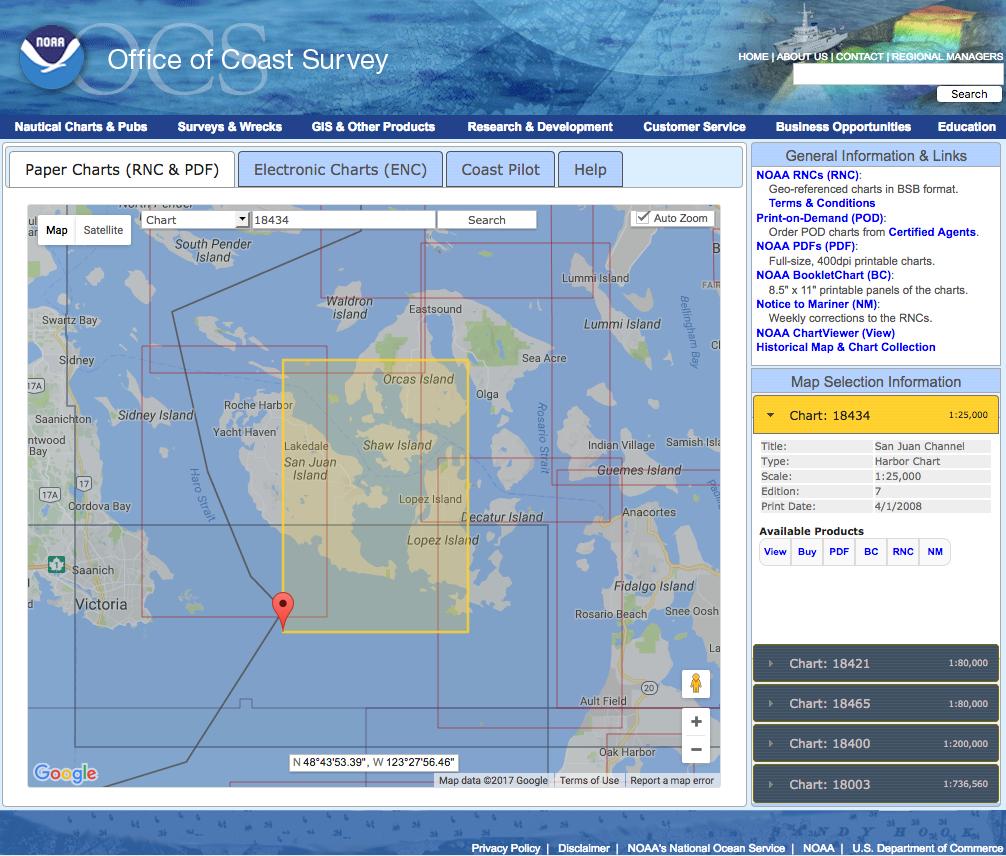 How To Upgrade NOAA Charts | Cruising World