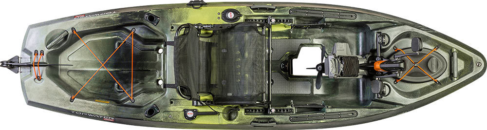 Gear Review: Old Town Topwater PDL Fishing Kayak | Field & Stream