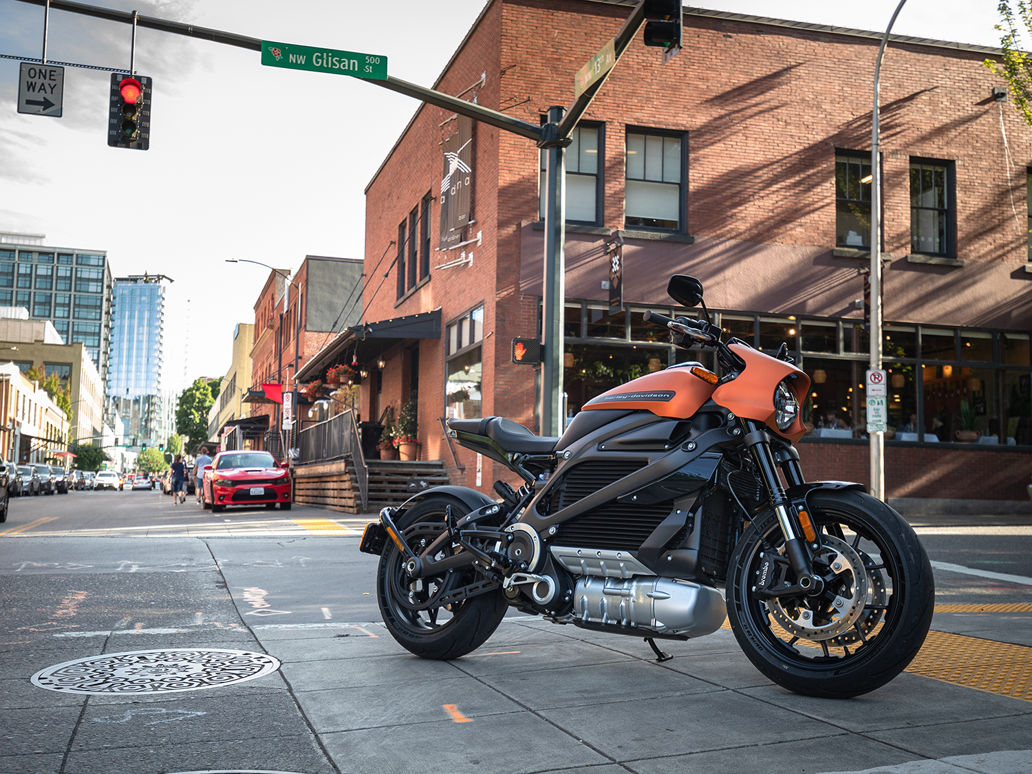 2020 Harley-Davidson LiveWire Electric First Ride | Cycle Volta