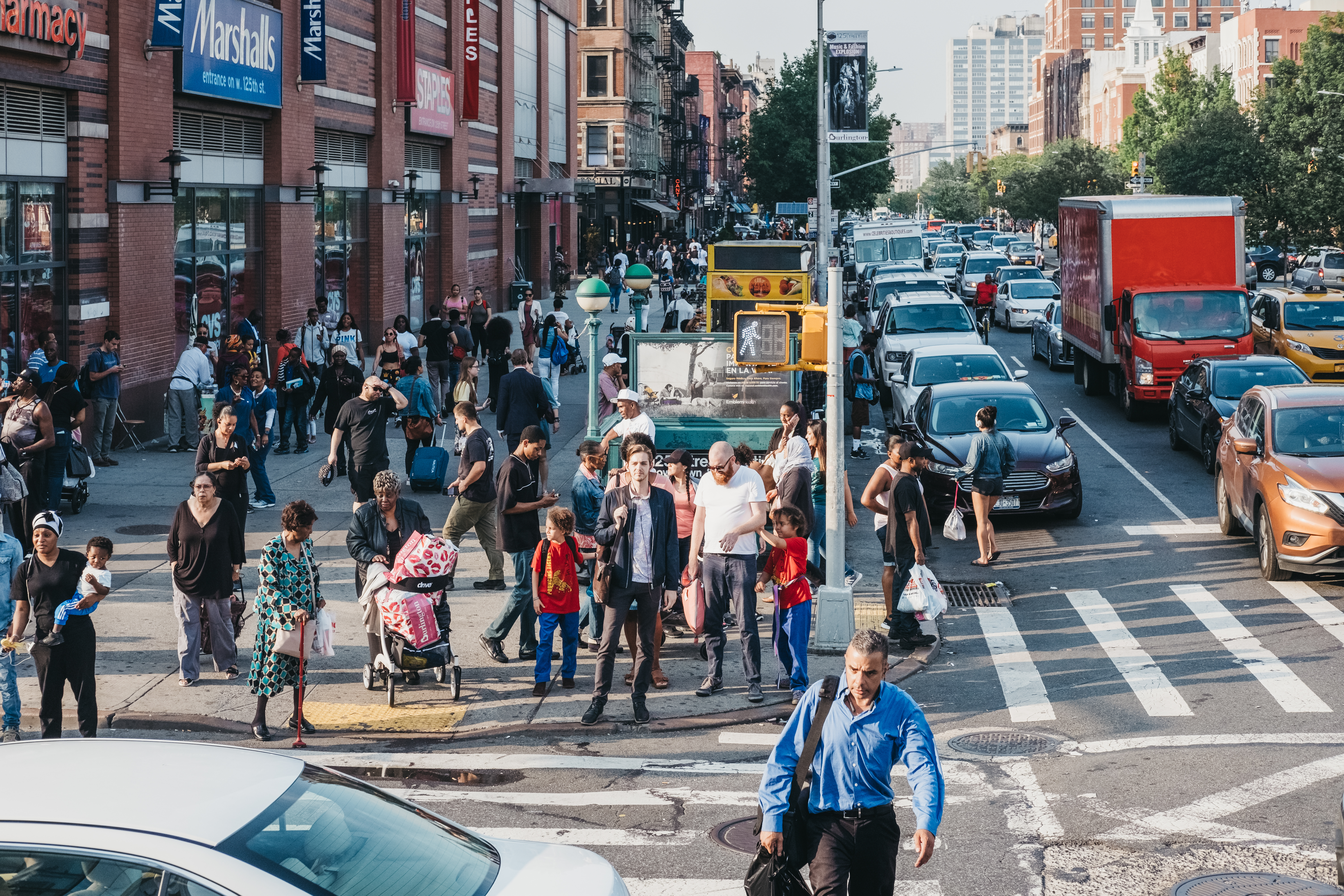 Air Pollution Can Ruin The Health Benefits Of Walkable