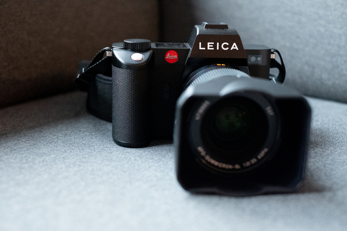 First shots with Leica's 47-megapixel SL2 mirrorless camera