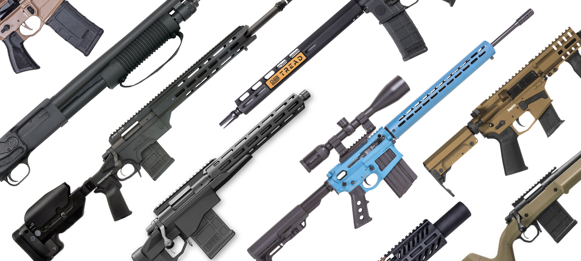 Best New ARs and Tactical Guns from the 2019 SHOT Show | Field & Stream