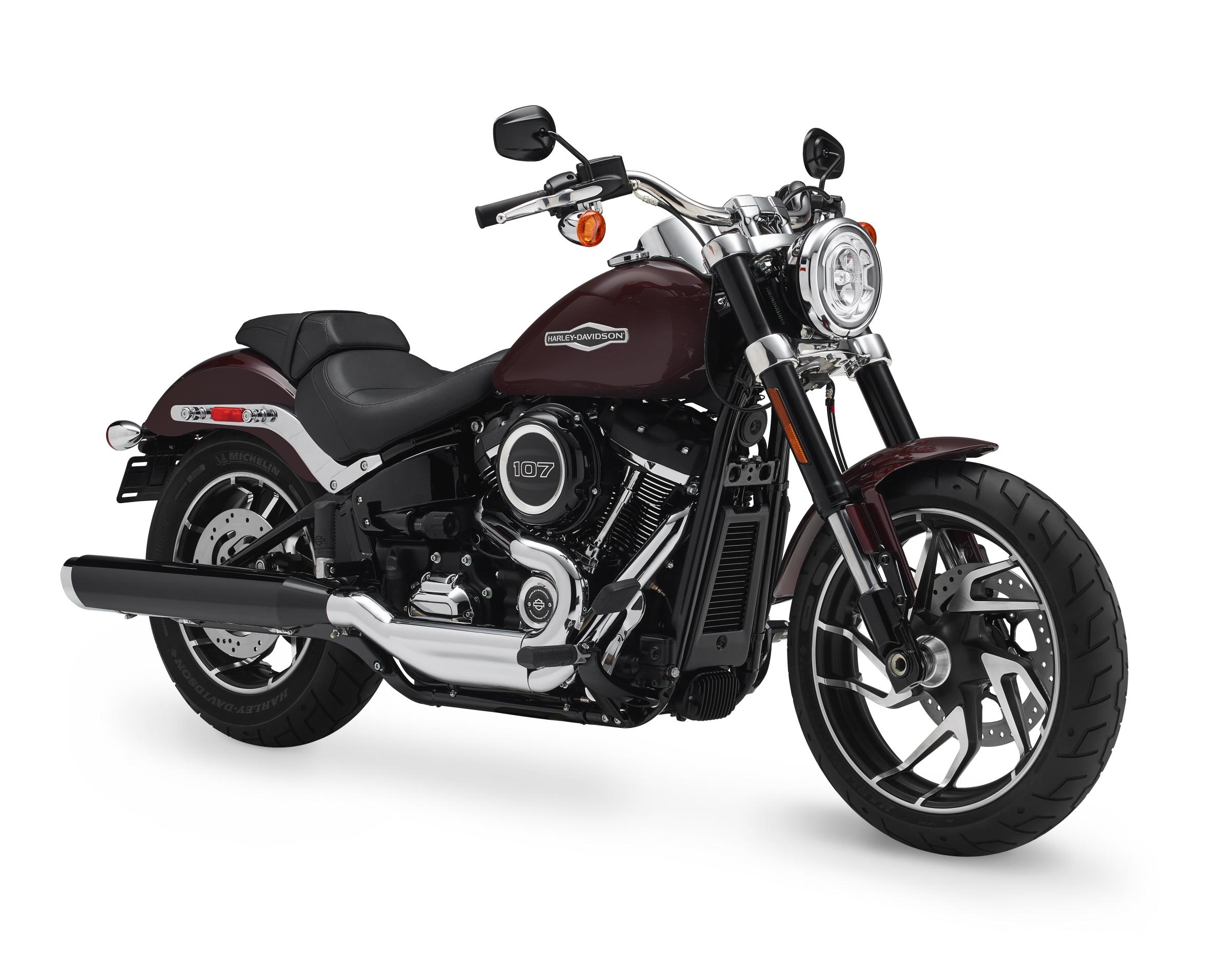 2018 (And A Half) Harley-Davidson Sport Glide | Cycle World