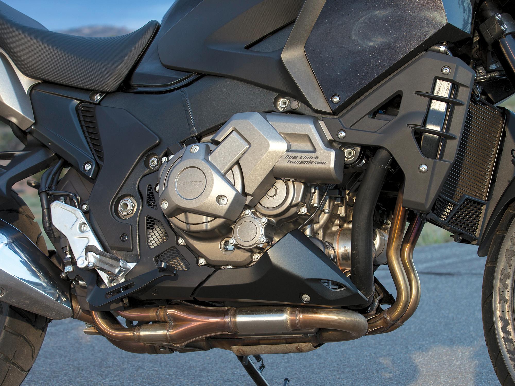 2016 Honda VFR1200X First Ride Review | Motorcyclist