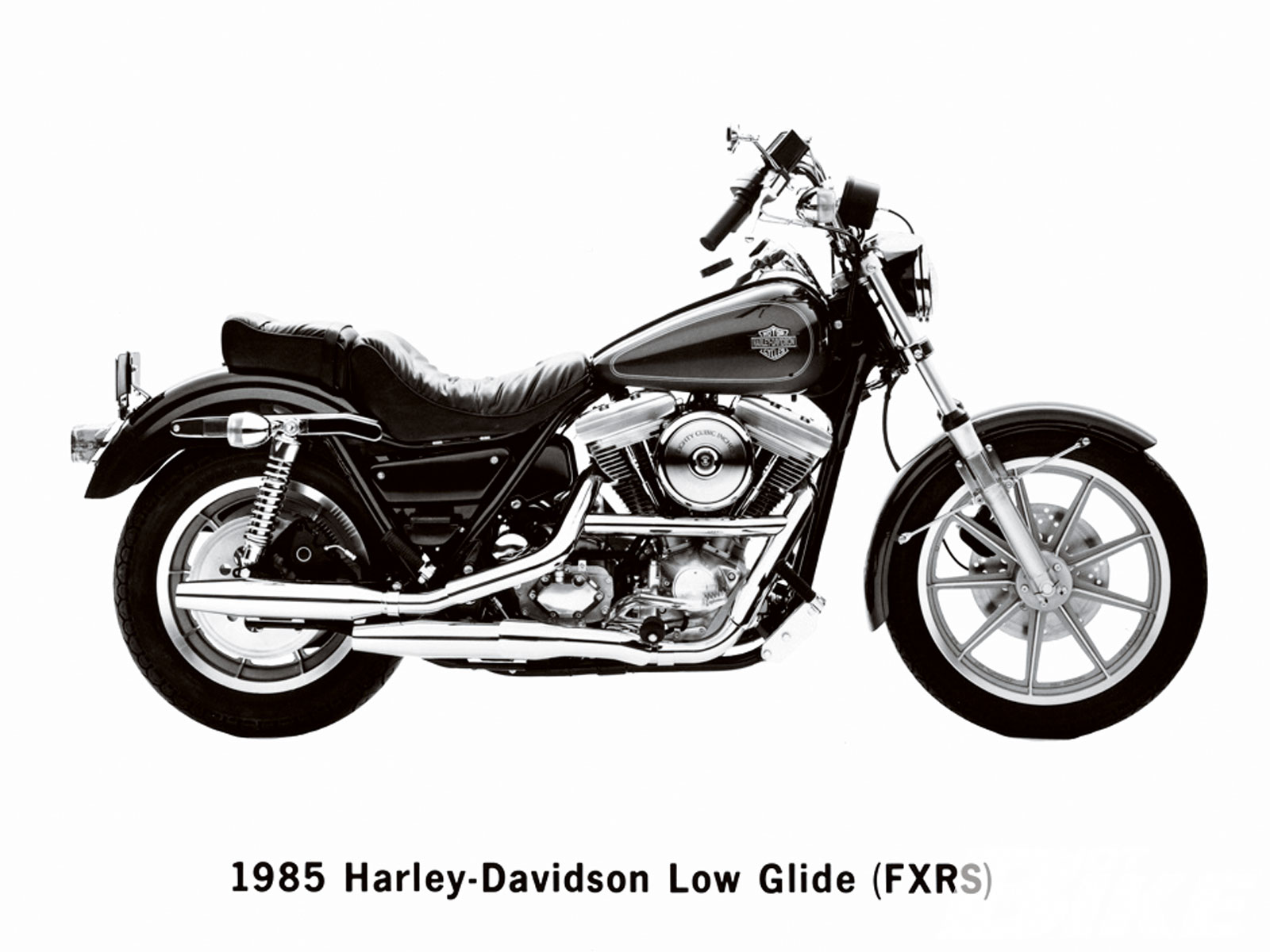 Back When The Harley-Davidson FXR Made Its Return | Cycle World