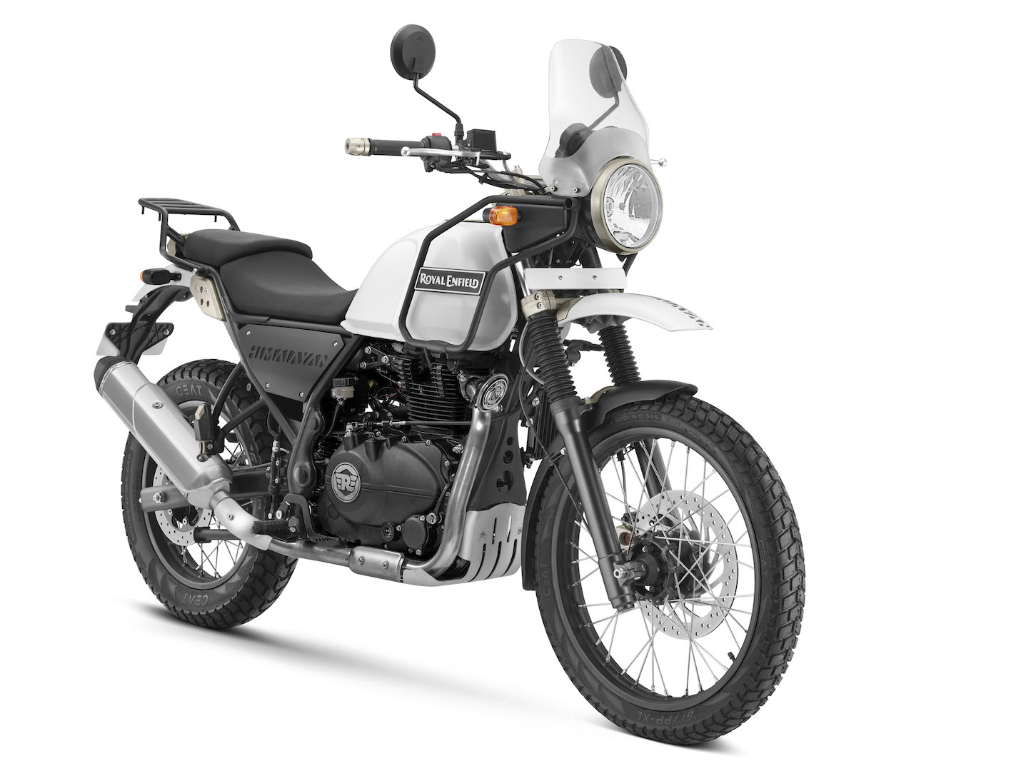 Groovy 2019 Royal Enfield Himalayan Cycle World Cjindustries Chair Design For Home Cjindustriesco