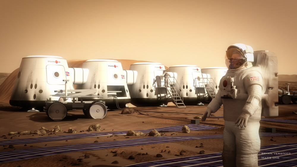 Mars One Narrows List Of Wannabe Martians For 2025 Colony