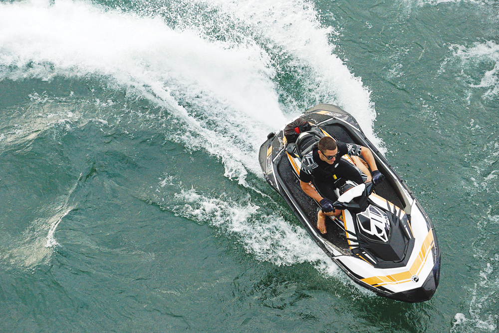 Review of the Sea-Doo Spark | Boating Magazine