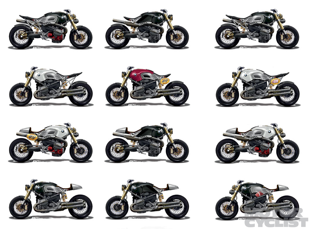 Bmw 90th Anniversary Model Announced Motorcyclist