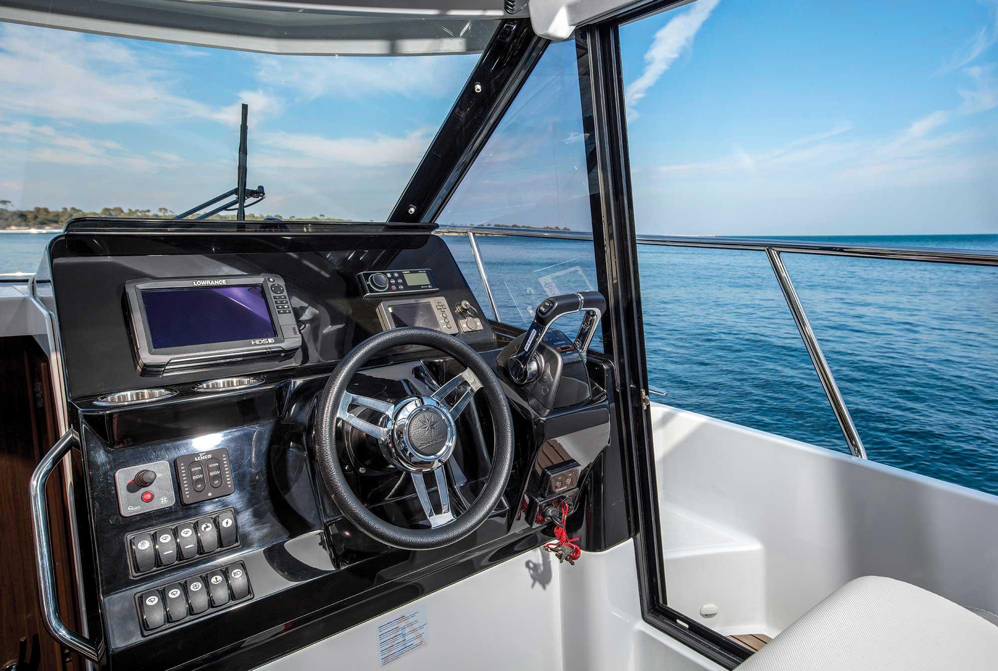 Jeanneau NC 1095 Boat Test | Boating Magazine