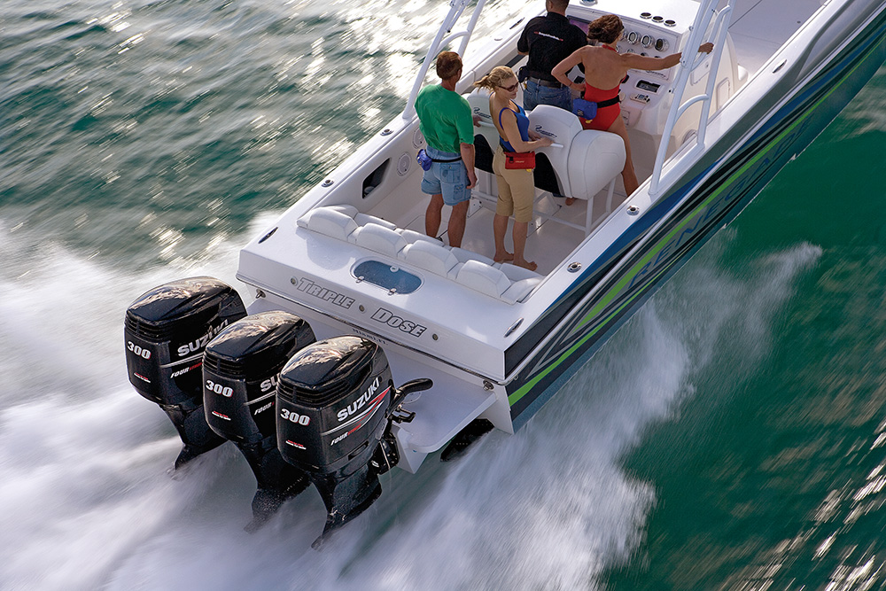 Triple vs Quad Outboards | Boating Magazine