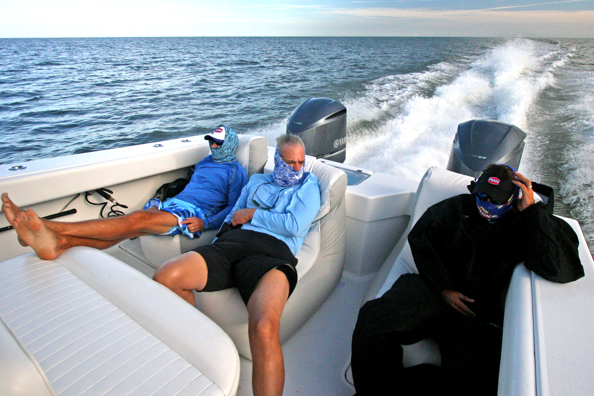 Center Console Seats, Seating Ideas for Boats | Sport