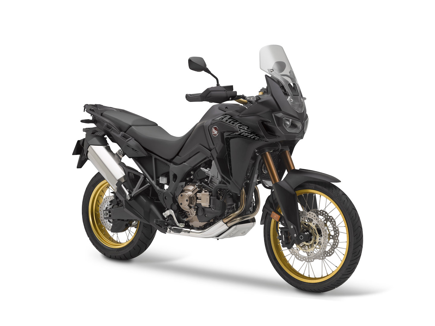 Remarkable 2019 Honda Crf1000L Africa Twin Adventure Sports Cycle World Evergreenethics Interior Chair Design Evergreenethicsorg