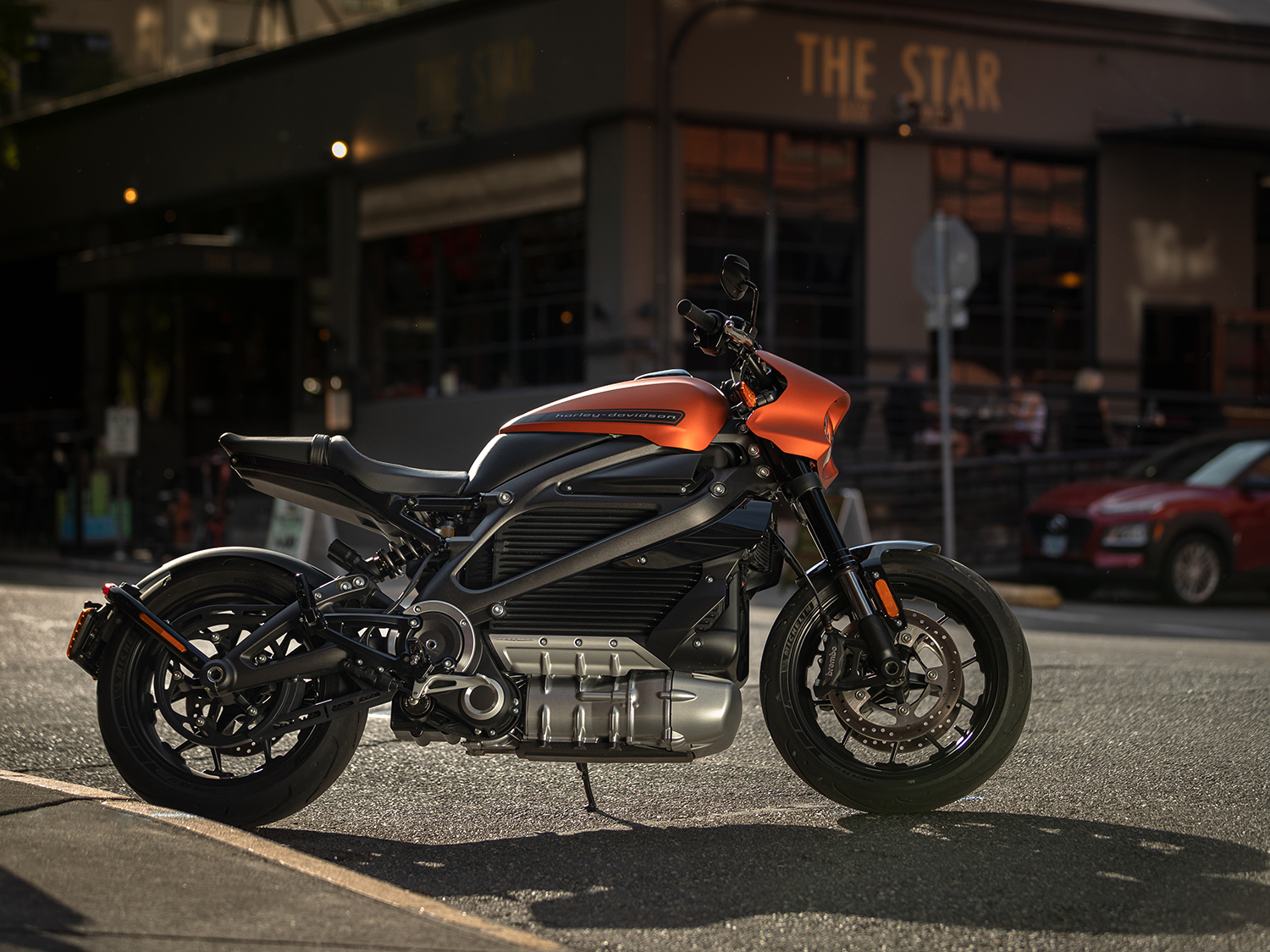 2020 Harley-Davidson LiveWire Electric First Ride   Cycle Volta
