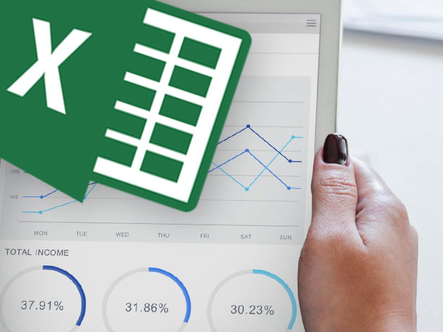 Become a certified data analyst with this Microsoft Excel training