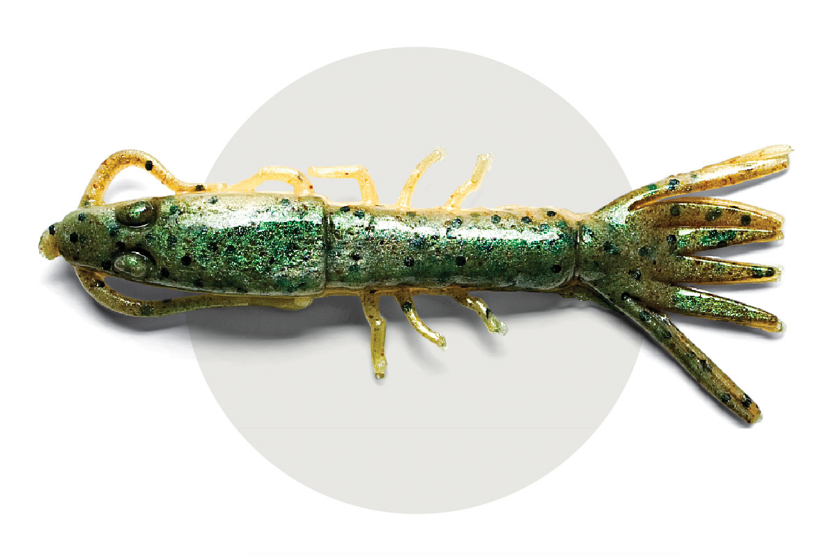 Artificial Shrimp Lures and How to Fish Them | Sport Fishing