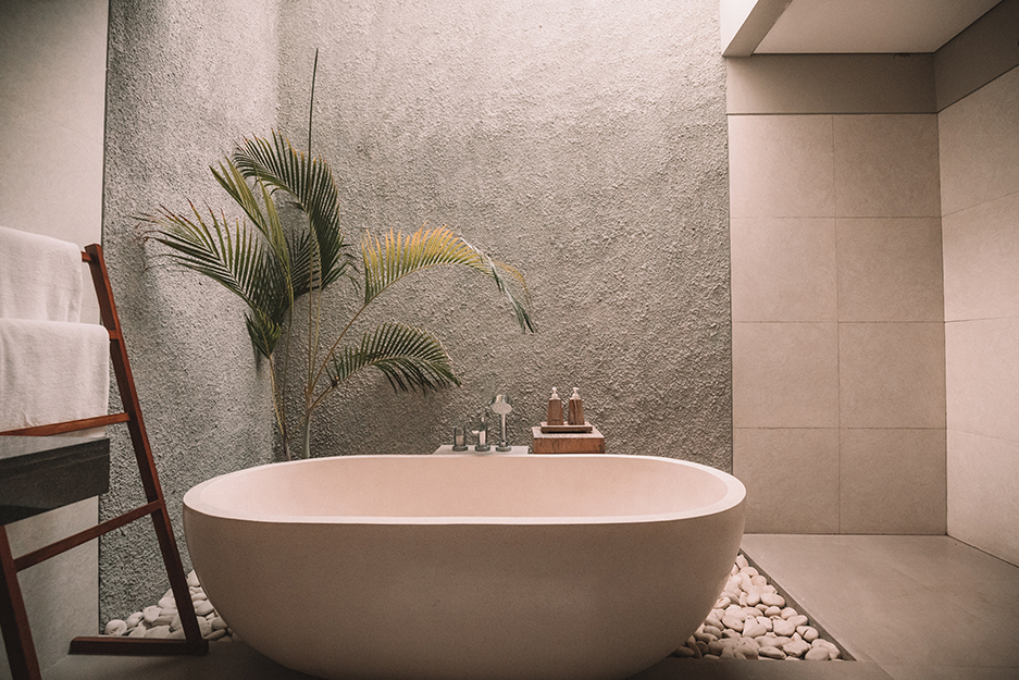 Three bath accessories that help you relax after a long day