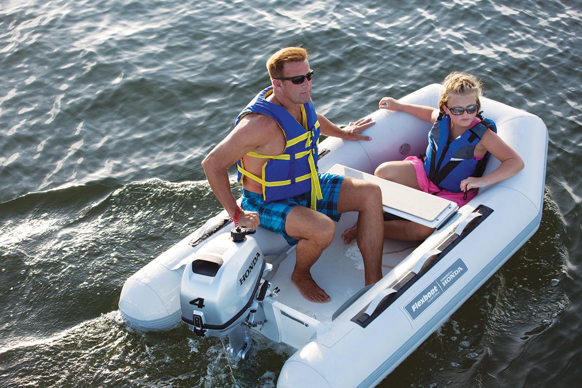Honda BF6 | Boating Magazine