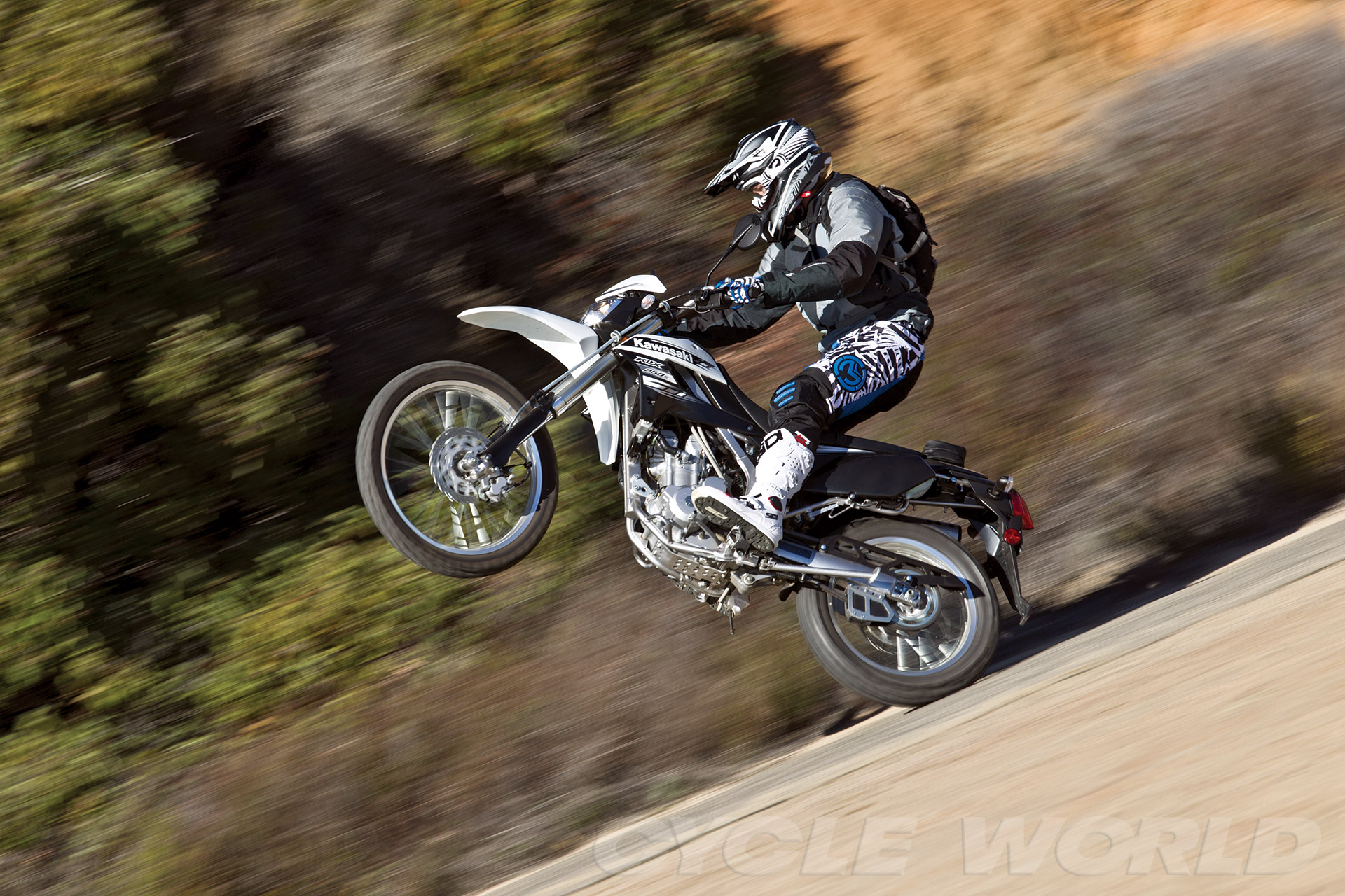 Dual-Sport Motorcycle Comparison Test- Budget Bashers