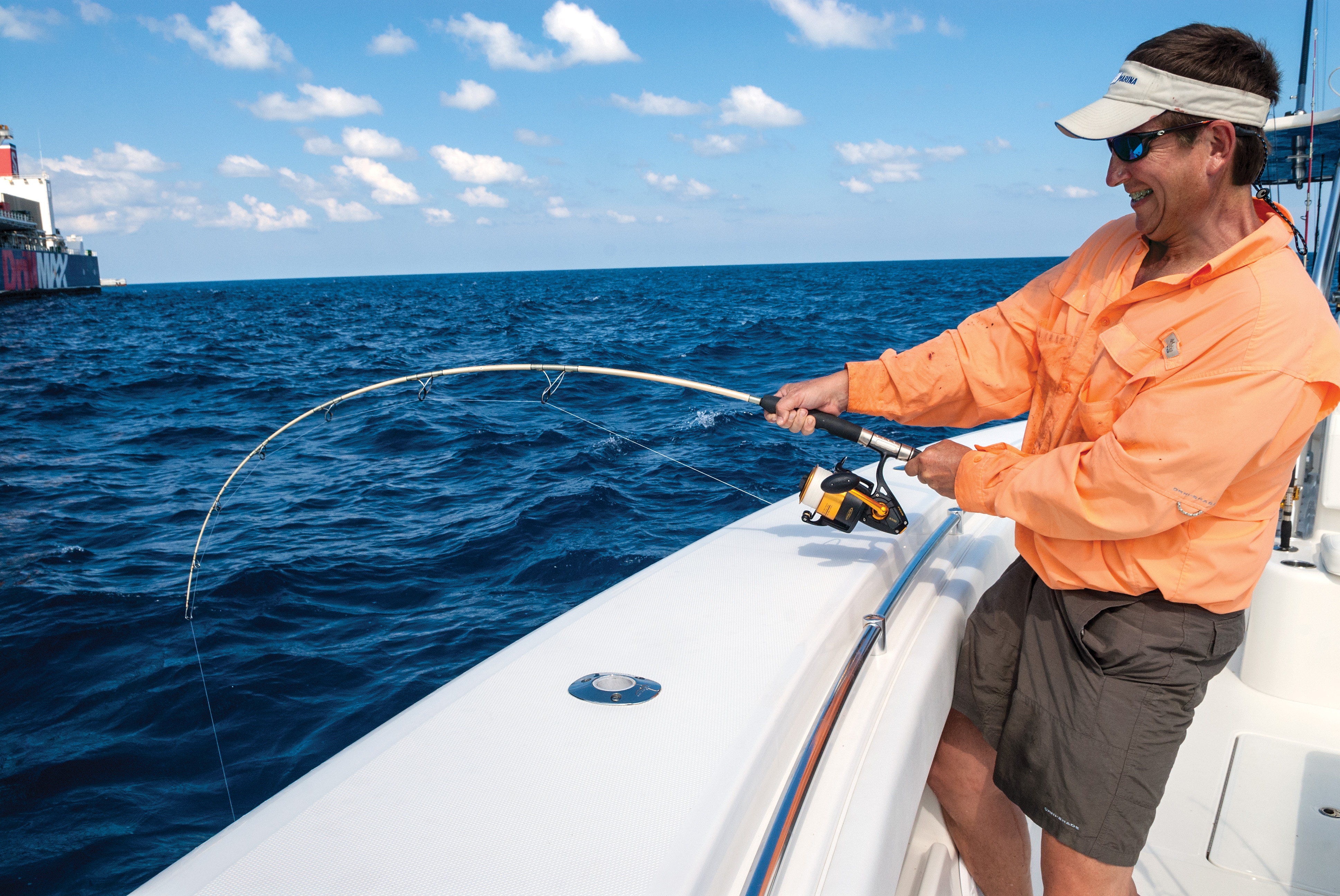 Tuna Fishing with Topwater Lures   Salt Water Sportsman