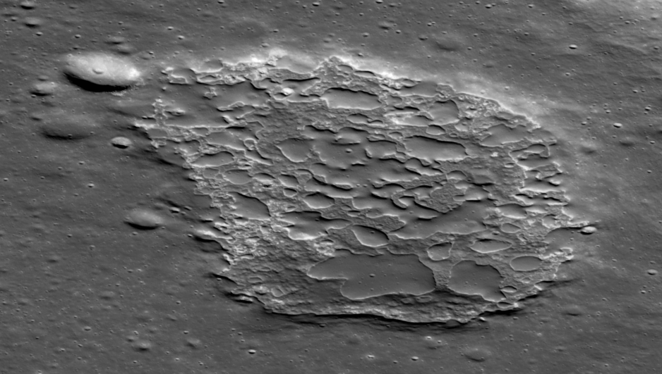 Volcanoes Erupted On The Moon Within The Past 100 Million Years