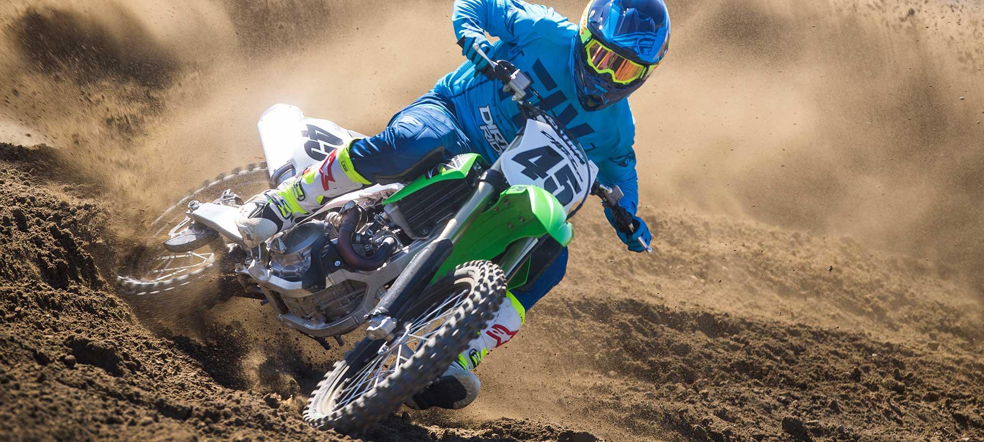 35 Hours On The 2019 Kawasaki KX450   Dirt Rider