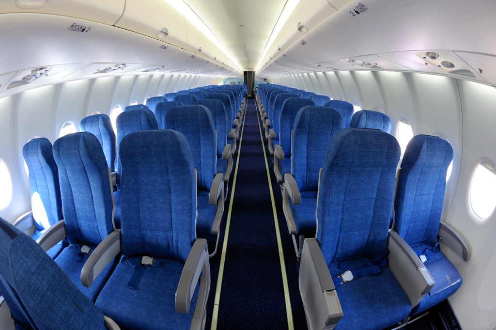Airplane Inside Pictures