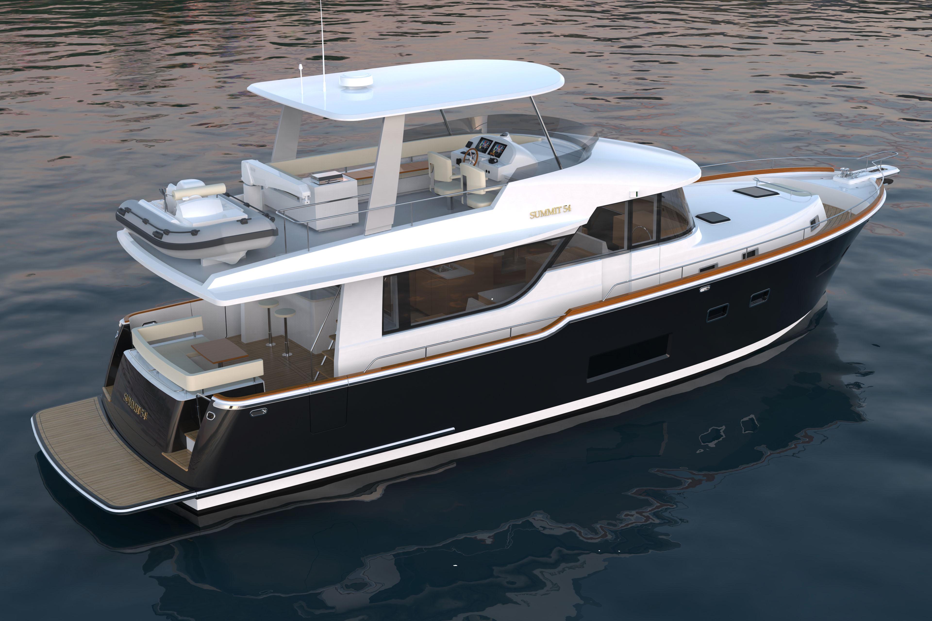 Expedition Yachts, Long Range Cruiser Yachts | Yachting