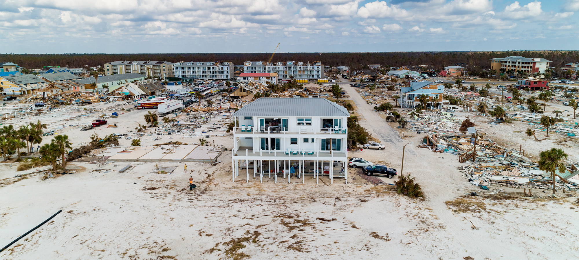 Hurricanes Destroy Beachside Homes But Not This One Popular Science,Creative Cv Format For Graphic Designer