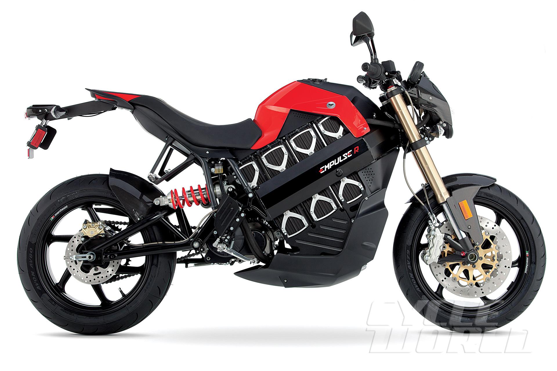 Brammo Empulse R Vs Zero S Electric Motorcycle Comparison Review