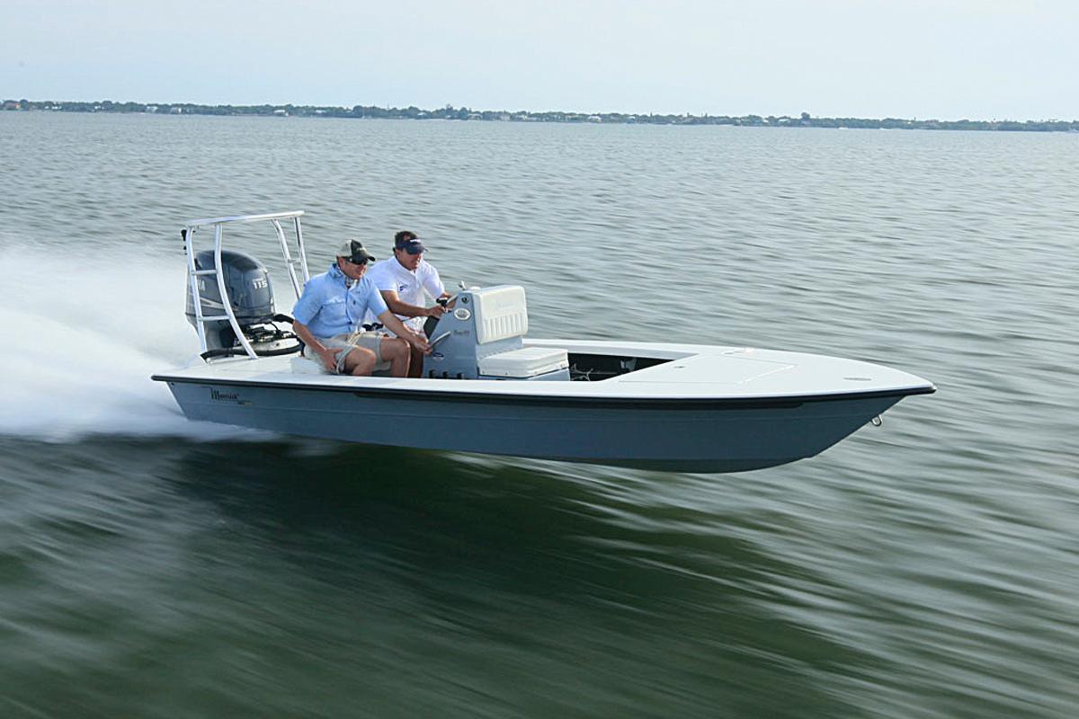 Shallow Water Boats >> Best Flats Boats Shallow Water Boats Salt Water Sportsman