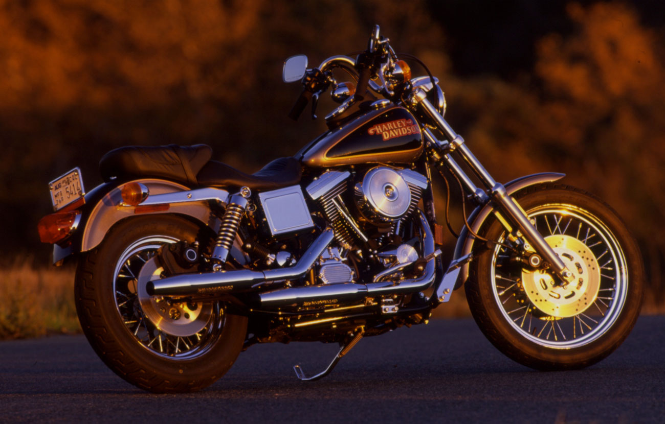1997 Harley-Davidson FXDL Dyna Low Rider Review | Cycle World