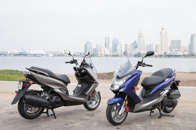 2015 Yamaha Smax | Motorcyclist
