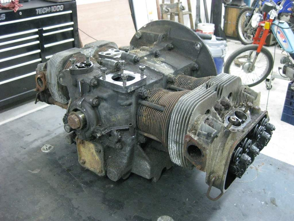 The Dissection A Vw Engine Popular Science