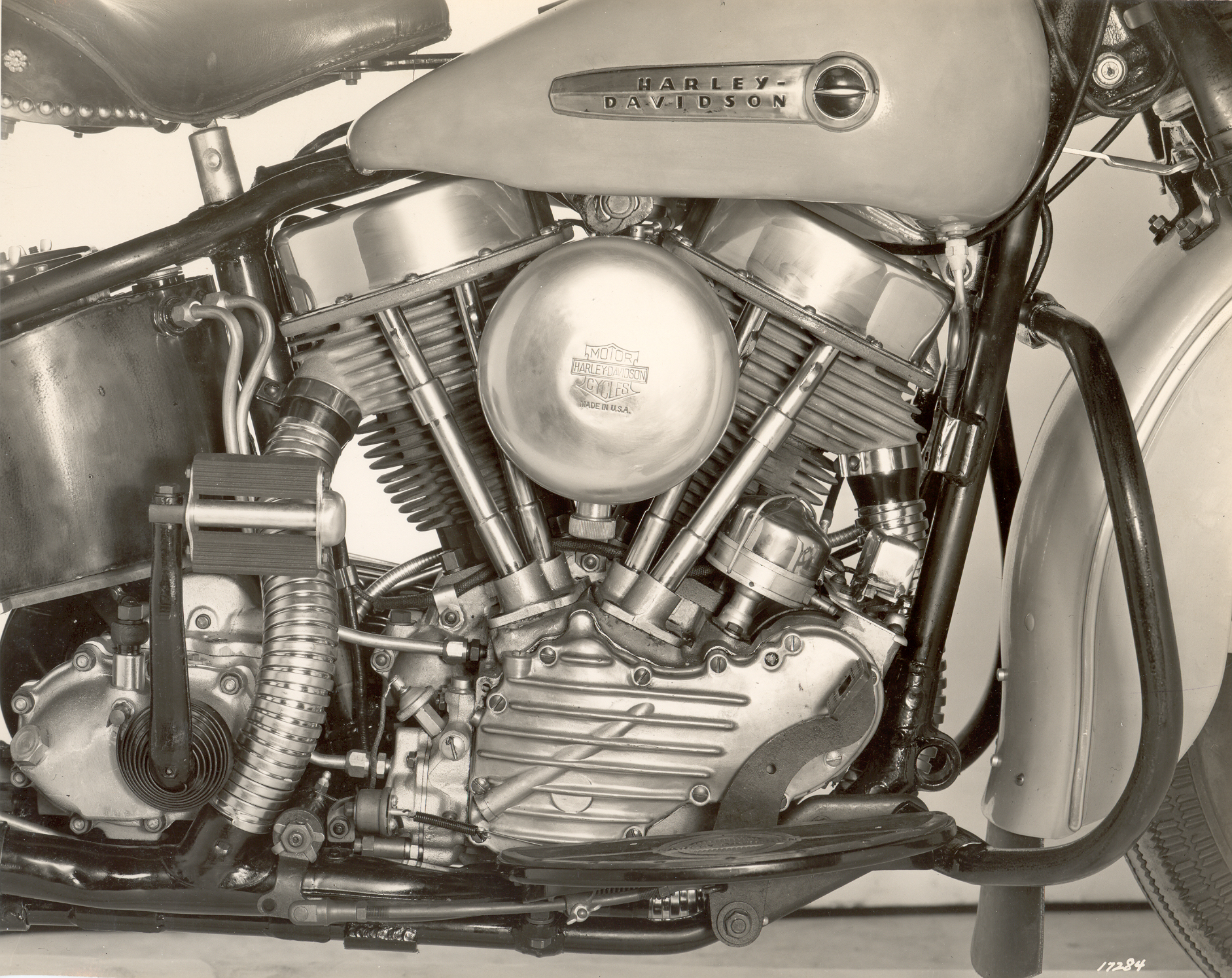 Harley-Davidson Twin Cam V-Twin Motorcycles - HISTORY OF THE