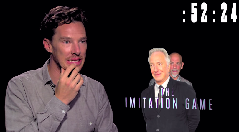 Can Benedict Cumberbatch's Imitations Fool A Computer?