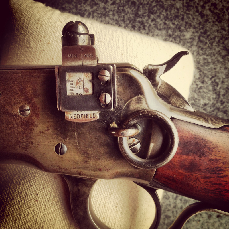 The  25/20: A Favorite Deer Rifle, a Thanksgiving Gift