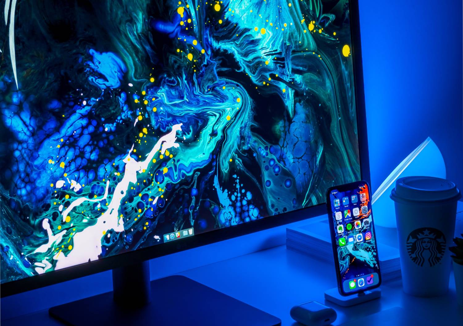 Where to find great wallpapers to spice up your devices