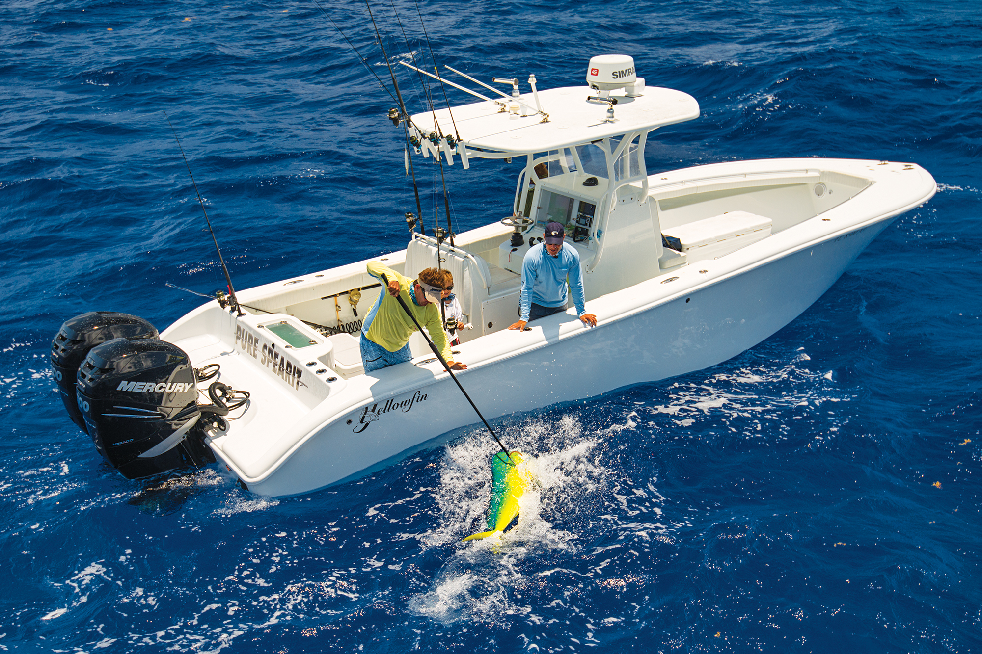 Trolling Tips for a Small Fishing Boat | Sport Fishing Magazine