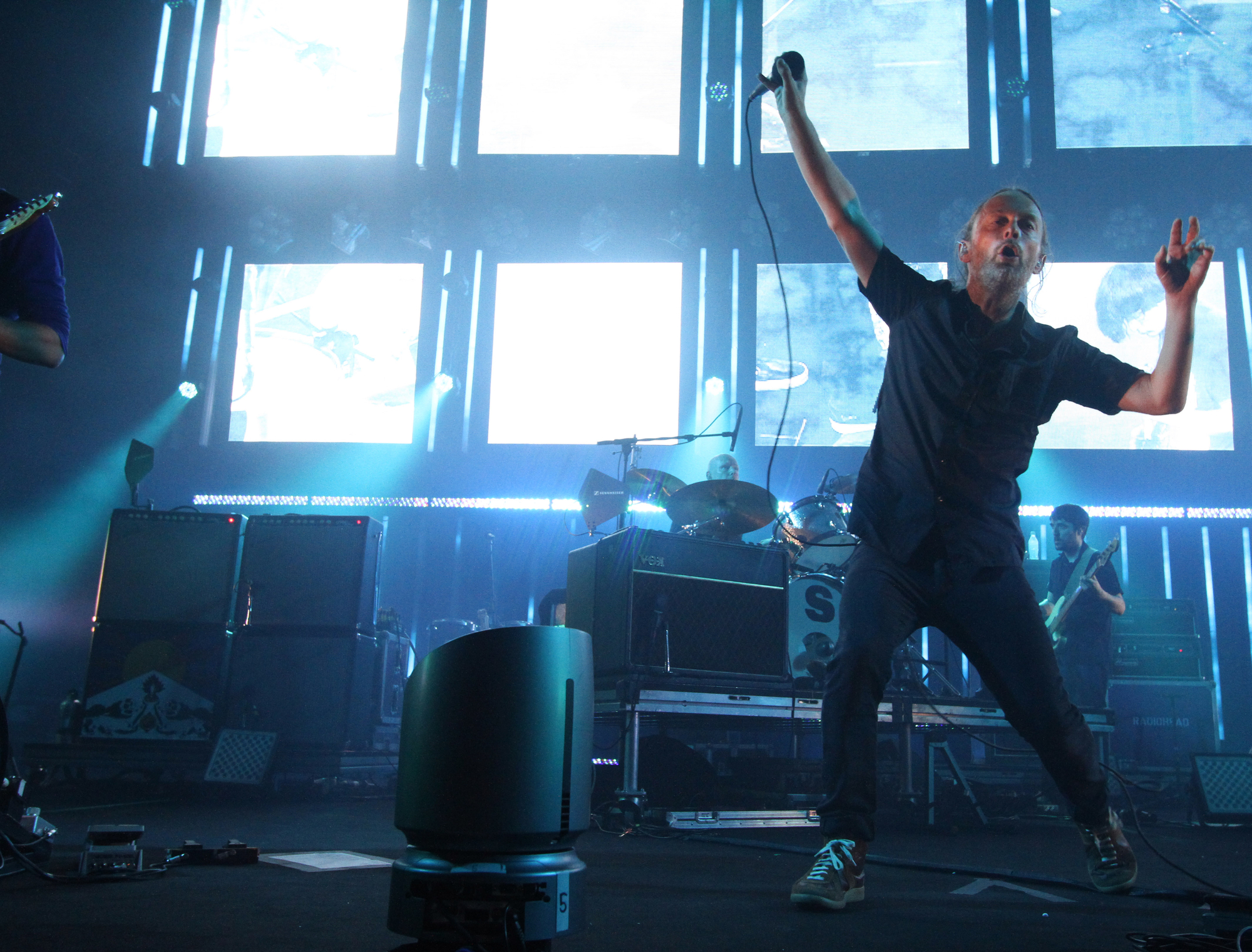 How musicians like Radiohead and Massive Attack are making their tours less stressful on the environment
