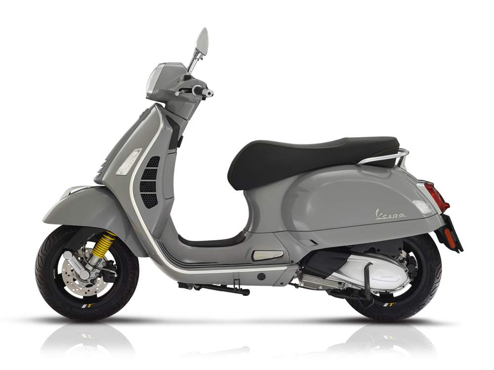 Vespa Scooters Cycle World