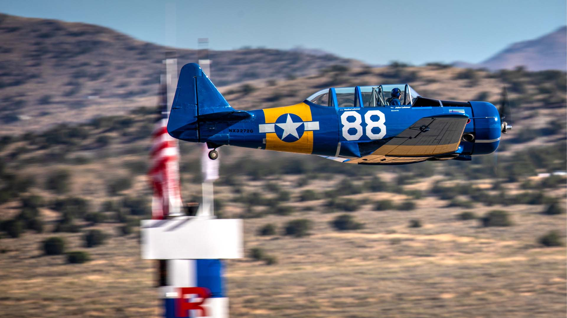 Reno Air Races | Flying