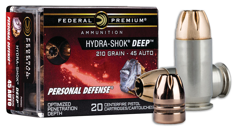 Federal Launches New 2019 Ammo for Shooters, Hunters and