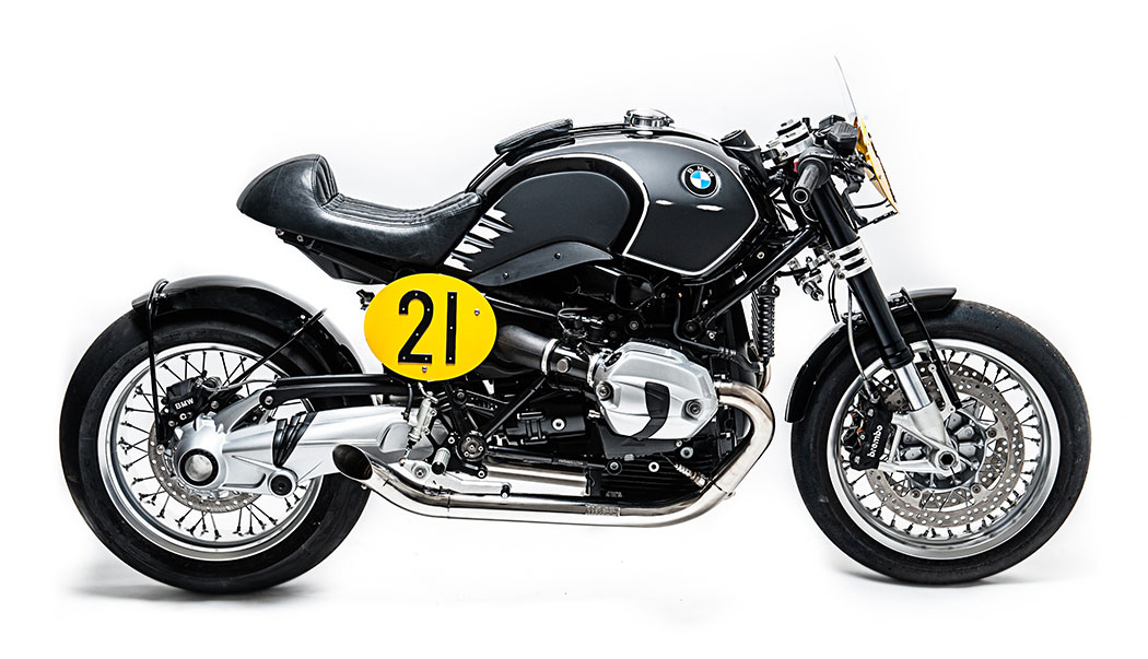 Top 5 BMW R nineT Custom Motorcycles | Motorcyclist