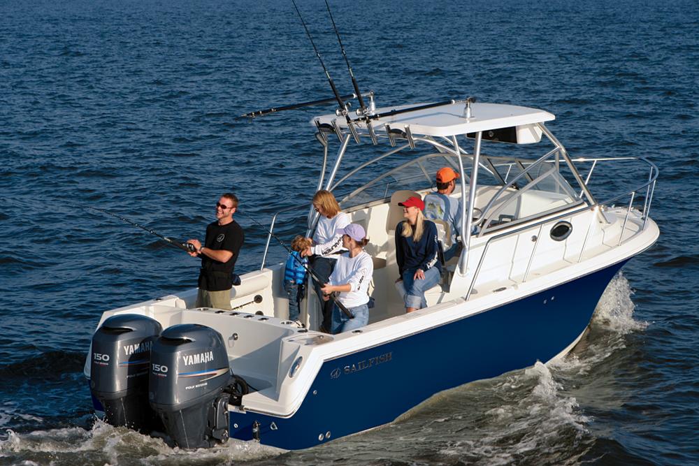 Walkaround Vs Pilothouse Boating Magazine