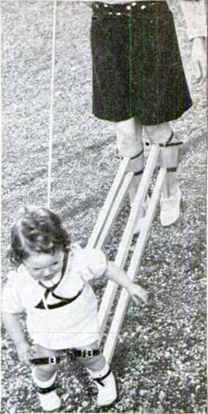 11 Terrifying Childcare Inventions From The Early 20th Century